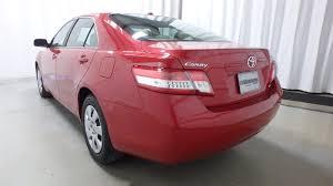 used 2011 toyota camry le frankfort il silver auto sales u0026 service