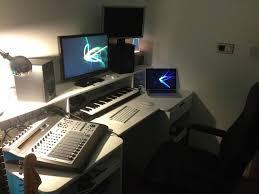 Custom Studio Desks by Recording Studio Furniture By Tangelo Design