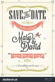 Sport Invitation Card Save Date Wedding Invitation Card Stock Vector 157349108