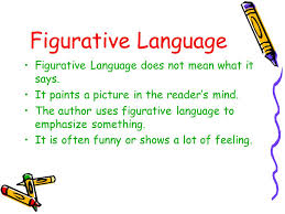 Figurative Language What is figurative language    ppt download SlidePlayer