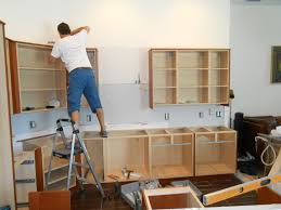 How To Install Kitchen Wall Cabinets by Kitchen Furniture Installing Kitchen Cabinets Impressive Image