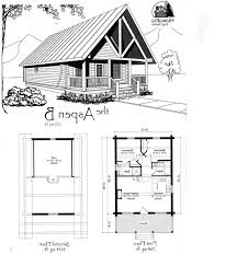 100 log cabin floor plans with loft free small house plans