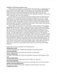 Sample research paper  Chicago style