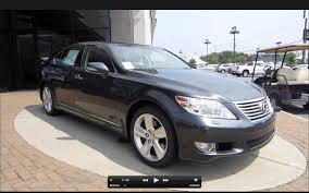 2008 lexus gs 460 reliability 2011 lexus ls460 l start up engine and in depth tour youtube
