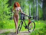 Erotic Dream Girls on Bike | Home made sex video