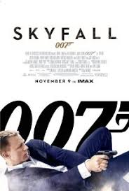James Bond 007. Skyfall (2012)