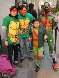 Halloween Ninja Turtle Costume Halloween Tmnt Treat Cowabunga Corner