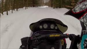 1998 ski doo formula 3 700 tripple youtube