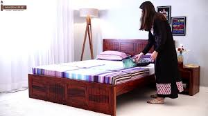 Cheap King Size Bed Sheets Online India Buy Sofa Bed Online In India Space Saving Wooden Furniture