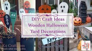 halloween yard decorations diy diy ideas for wooden halloween yard decorations k4 craft