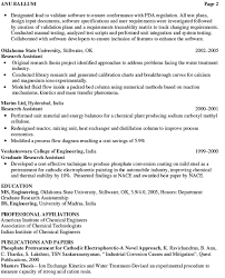 Example    BS in Electrical Engineering   Special attribute  A detailed  skills section with Resume Genius