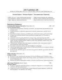 Electrical Engineering Resume Examples  resume template electrical     Resume QR PDF