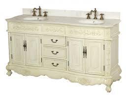Antique Bathroom Vanities Classic Style White Bathroom Vanities - 48 bathroom vanity antique white