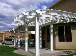 Patio Heater Covers by Stamped Concrete Patio As Patio Heater With New Lattice Patio