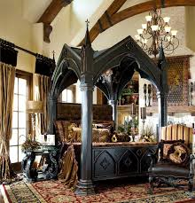 13 mysterious gothic bedroom interior design ideas modern gothic