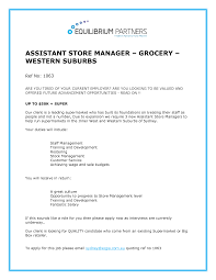 Retail Professional Summary Resume For A Retail Job