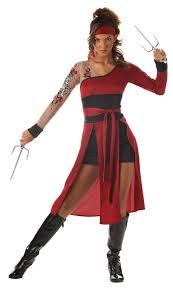 japanese tigress ninja warrior street fighter kung fu teen