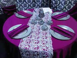 Black Blue And Silver Table Settings Valentine U0027s Day Ideas Table Settings Washington Dc Event