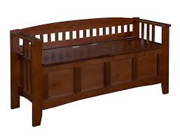 amazon com linon home decor storage bench with short split seat