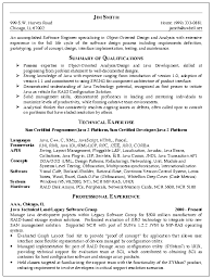 Breakupus Remarkable Software Engineer Resume Example Sample With Adorable Software Engineer Resume Example And Gorgeous Free