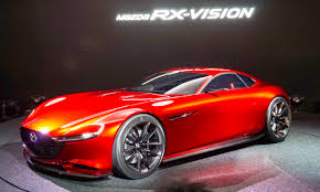 mazda otomobil 2015 tokyo motor show mazda rx vision autonxt
