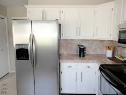 Painting Kitchen Cabinets Espresso Interior Interior Ideas Shaker Style Kitchen Cabinets Hardwood
