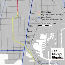 Chicago Ord Terminal Map by Cta To Spend Millions On Building Parking Garages For Red Line