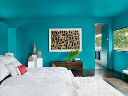 Bedroom Paint Ideas Whats Your Color Personality Freshomecom - Bedroom colors blue