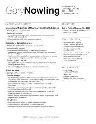 Aaaaeroincus Prepossessing Resume Examples Cv And Resume Samples