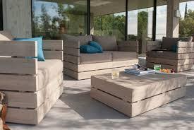 diy outdoor garden furniture 3 steps