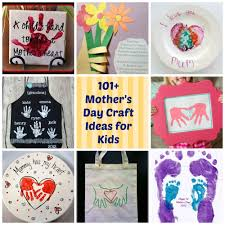 101 mother u0027s day diy craft ideas for kids