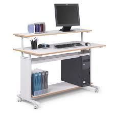 prepossessing 80 office computer table decorating design of