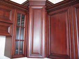cherry wood kitchen cabinet doors image collections glass door