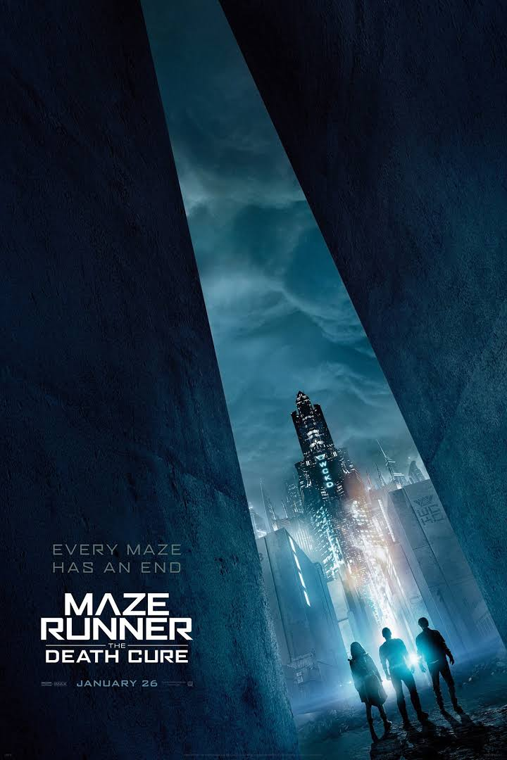 Click to preview: Maze Runner: The Death Cure