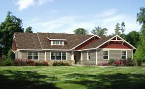 craftsman rambler style house plans home styles