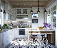 Deco Moderne Dans Maison Ancienne by Cuisine Moderne Maison Rustique U2013 Chaios Com