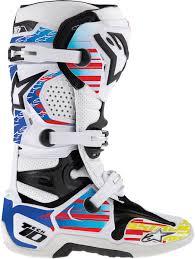 green motocross boots the best keep getting better tech 10 boots dennis kirk