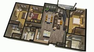 3d Floor Plans by 3d Floor Plan Renderings And House Plans Highest Quality