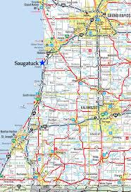 Detroit Michigan Map by Saugatuck Douglas Driving Directions