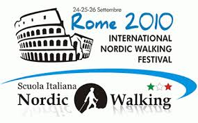 %name Dopo Fiemme.. a Roma per il 3° International Nordic Walking Festival 2010