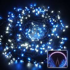 Blue Led String Lights by Amazon Com Excelvan Safe 24v 500 Leds 100m 328ft Christmas