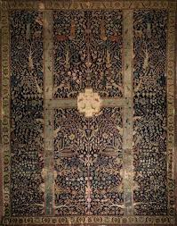 Fruit Rugs Safavid Garden Carpet The Carpet Named The U201cwagner U201d Garden