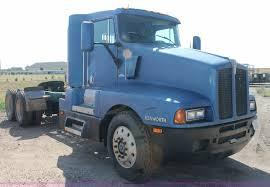 new kenworth semi 1991 kenworth t600 semi truck item aj9312 sold october
