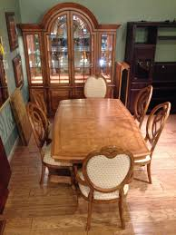 Thomasville Dining Room Chairs by Villa Soleil Dining Room Allegheny Furniture Consignment