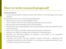 Research  Proposal DR T M KATUNZI   August Introduction        is     How to write research proposal
