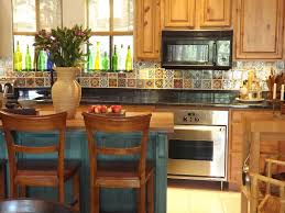 kitchen fresh old blue teal kitchen island with seating and black