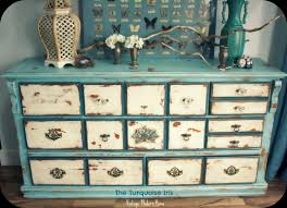Hand Painted Furniture by The Turquoise Iris Furniture U0026 Art January 2013