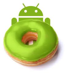 Andriod 1.6 as Donut