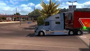 680 volvo truck volvo vnl 780 reworked v2 8 ats truck american truck simulator