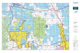 Map Az Arizona Gmu 34b Map Mytopo